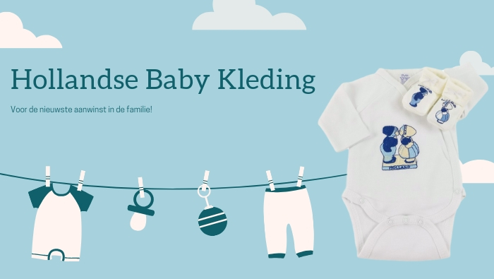 Hollandse Baby Kleding
