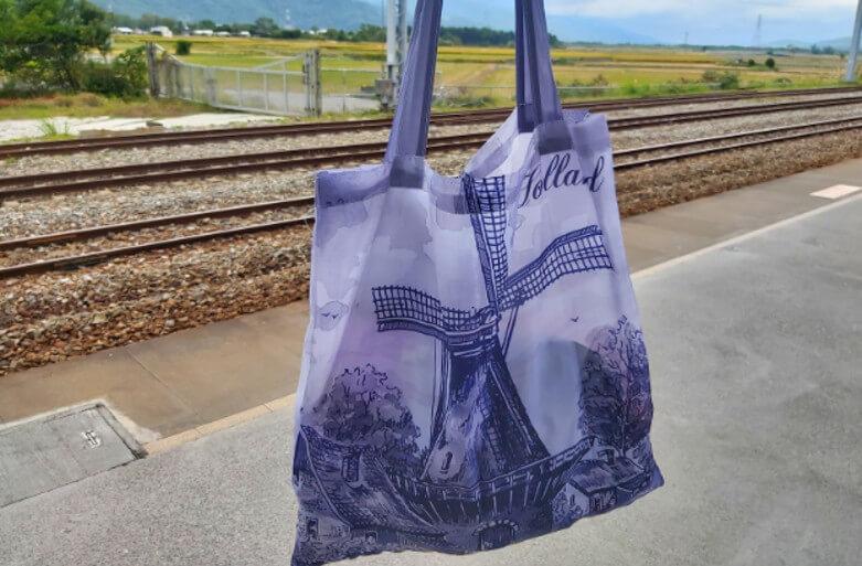 Deze typisch Nederlandse opvouwbare tassen wil je hebben