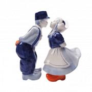 Kussend Paar