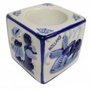 Delft Blue Tea Light Holders