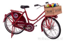 Amsterdam Gifts Bicycle Gift Cycling Netherlands Gifts Maglietta