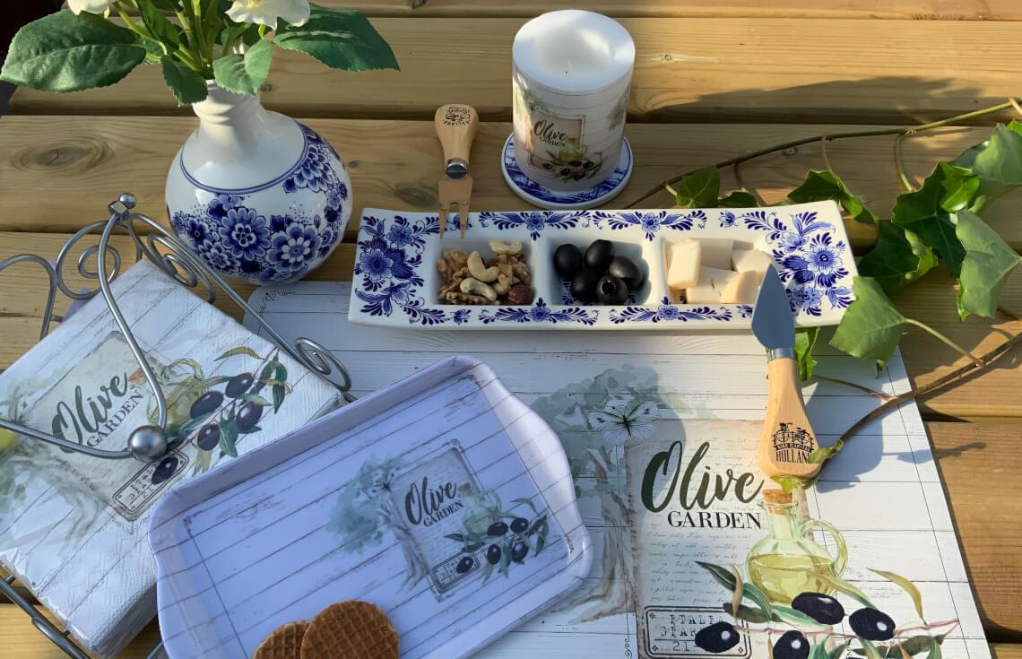 Olive Garden- Ambiente