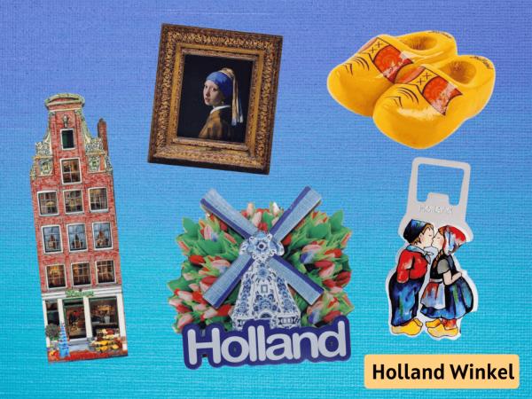 De Mooiste Hollandse Magneten met een Nederlands tintje
